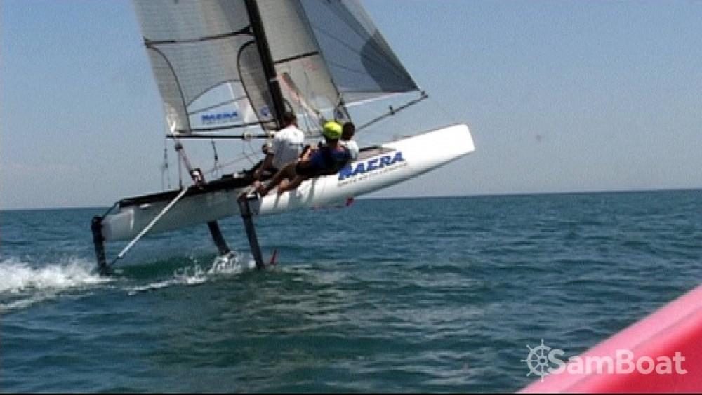 Rental yacht La Grande-Motte - Nacra Nacra F20 FCS on SamBoat