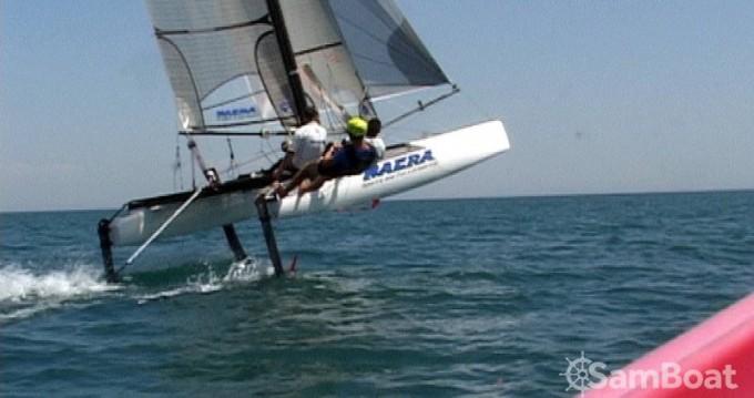 Catamaran for rent La Grande-Motte at the best price