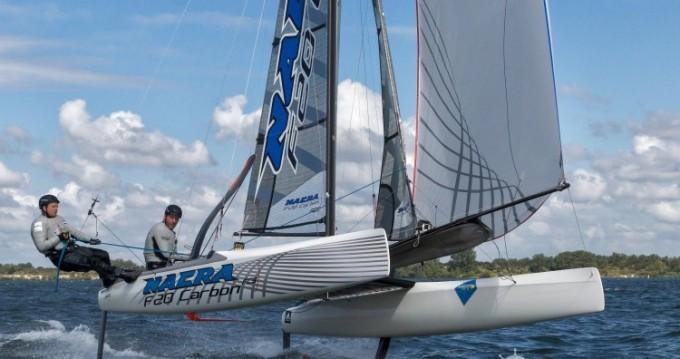 Hire Catamaran with or without skipper Nacra La Grande-Motte