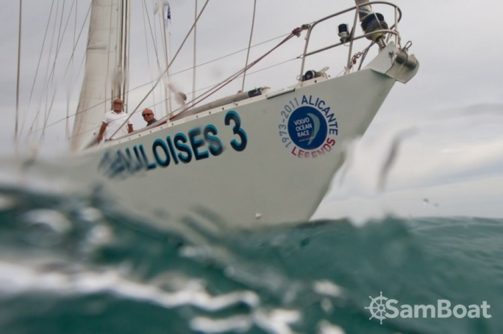 Hire Sailboat with or without skipper Pouvreau Monastir