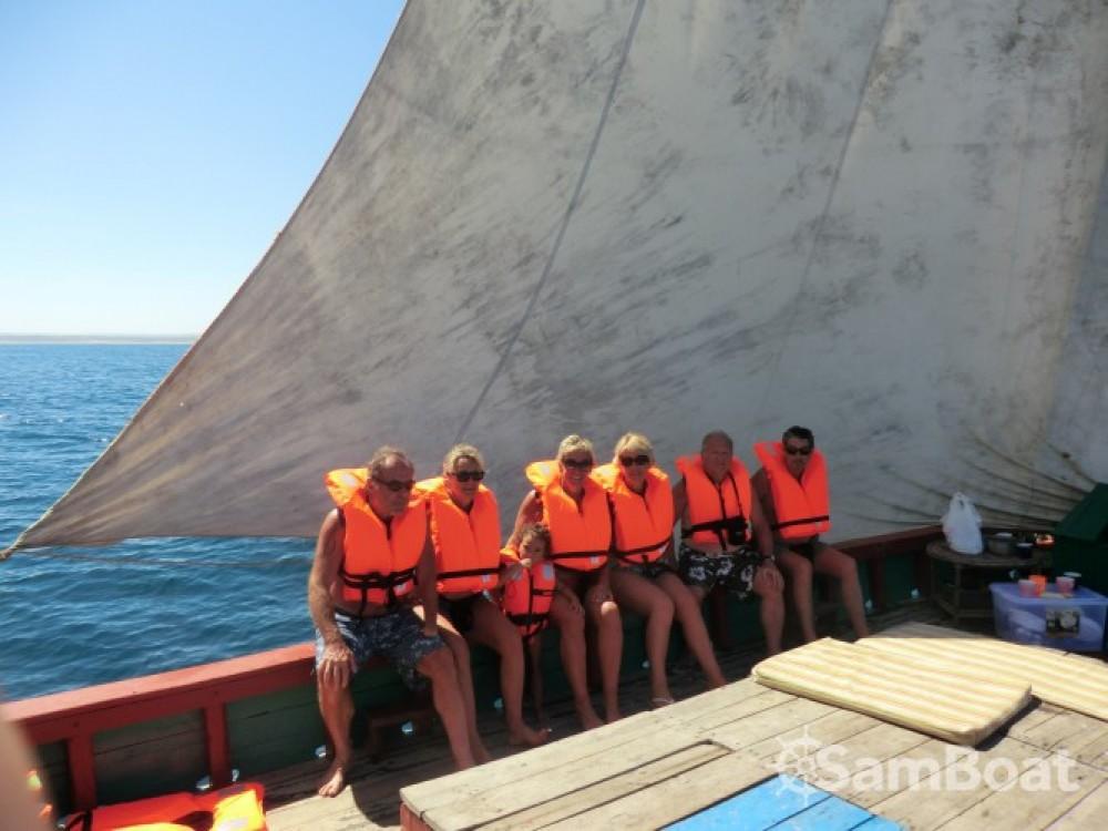 Rental yacht Toliara - Unique Goélette on SamBoat