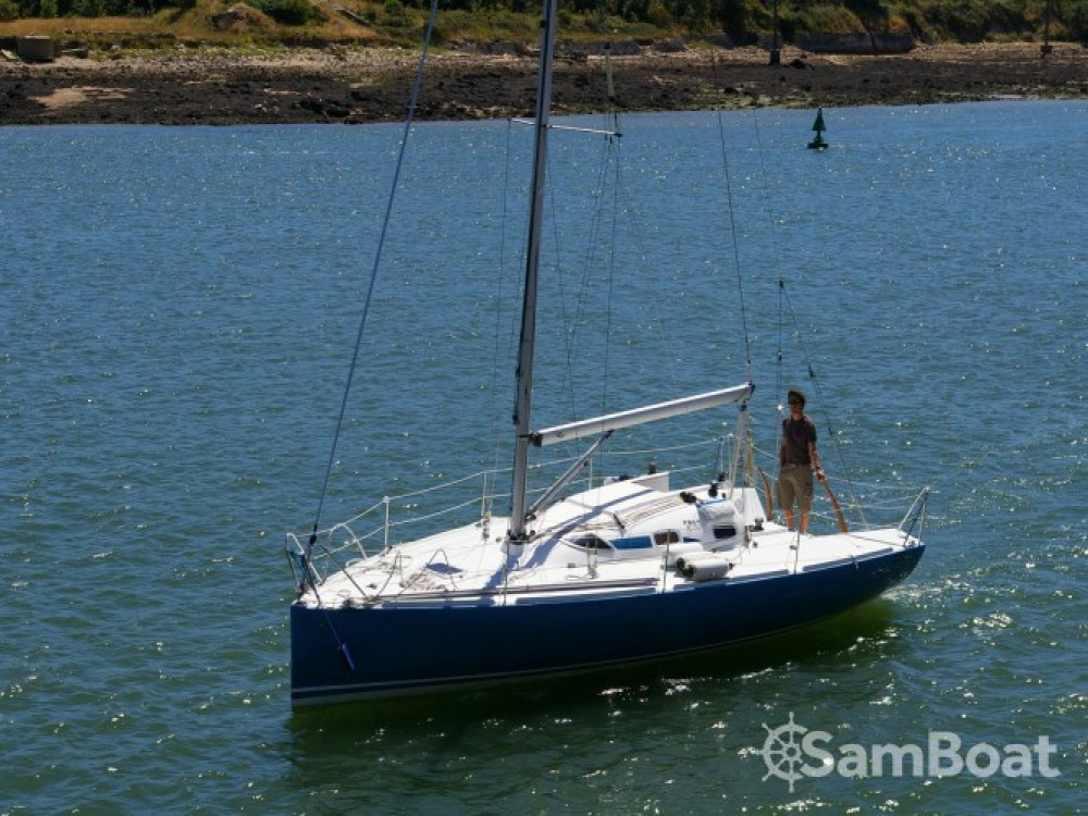 Hire Sailboat with or without skipper Pogo Structures Lorient