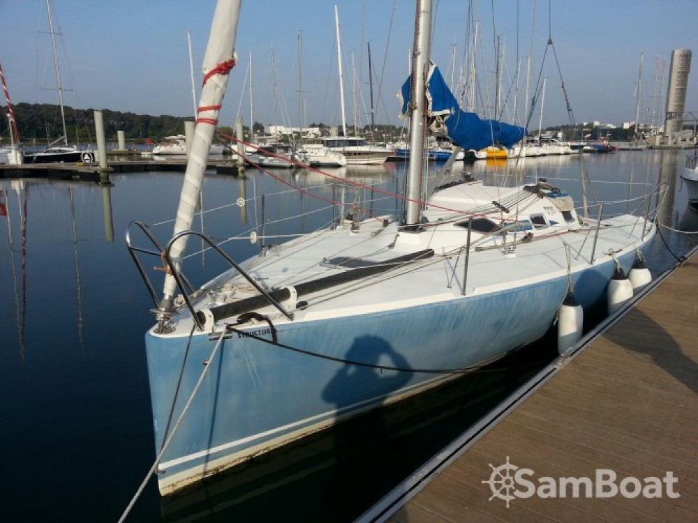 Rental yacht Lorient - Pogo Structures Pogo 8.50 on SamBoat