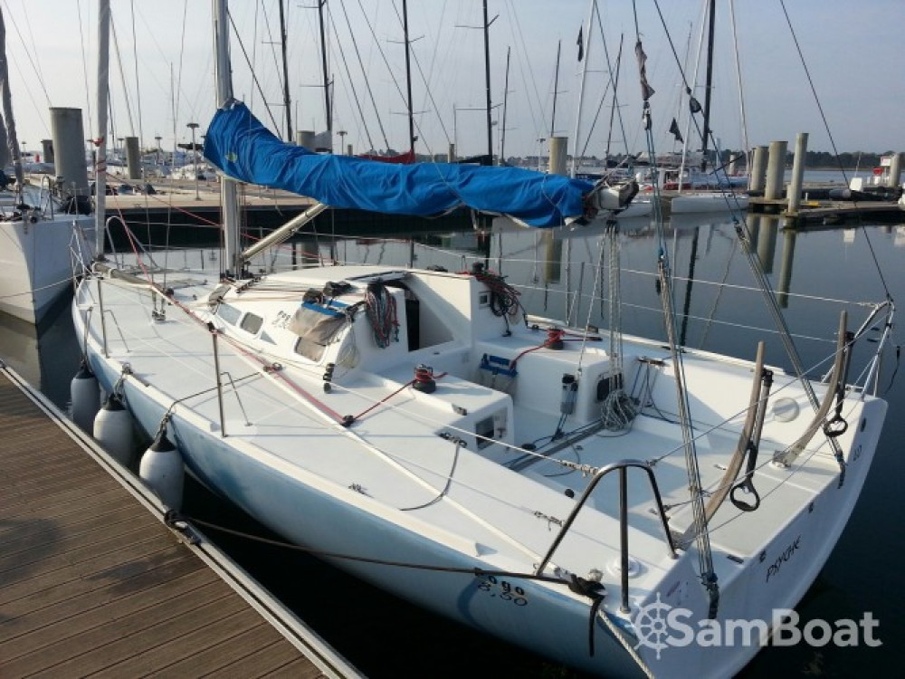 Pogo Structures Pogo 8.50 between personal and professional Lorient