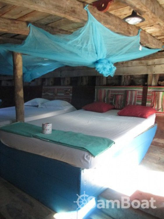 Unique Goélette between personal and professional Toliara