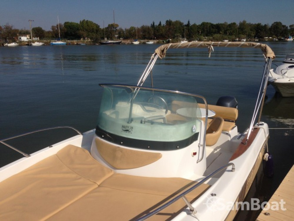 Boat rental Agde cheap Key Largo 22 Deck