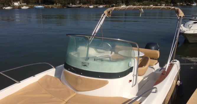 Boat rental Le Grau-d'Agde cheap Key Largo 22 Deck