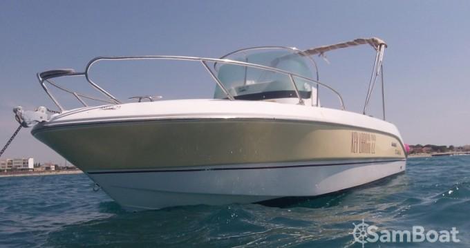 Rental Motorboat in Le Grau-d'Agde - Sessa Marine Key Largo 22 Deck