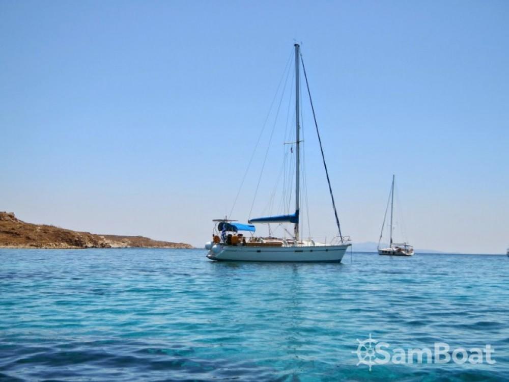 Boat rental Lávrio cheap Voyage 11.20