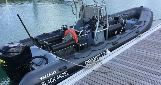 Boat rental Valiant Valiant 750 DR in Granville on Samboat