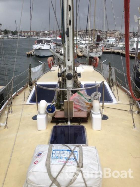 Boat rental Destrier sloop in Capbreton on Samboat