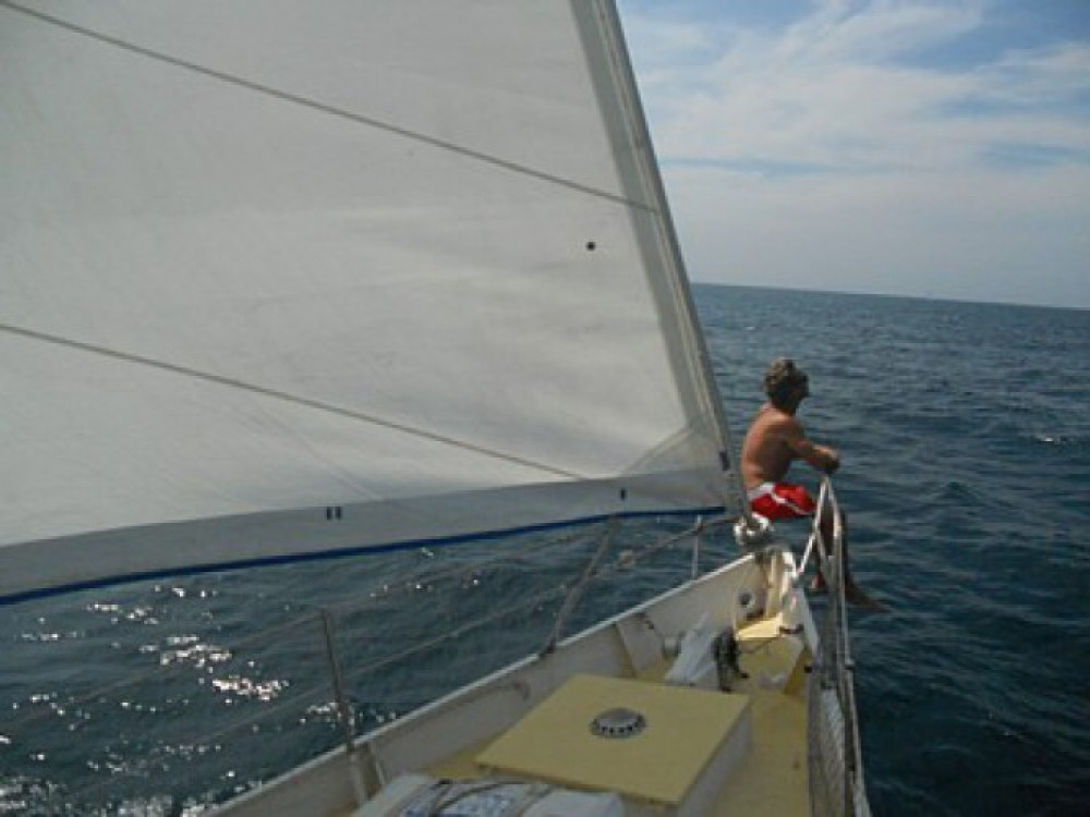 Rental Sailboat in Capbreton - Destrier sloop
