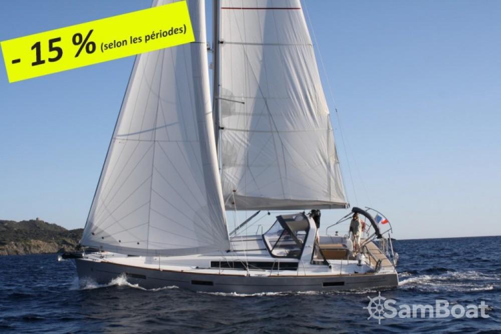 Boat rental Toulon cheap Oceanis 41