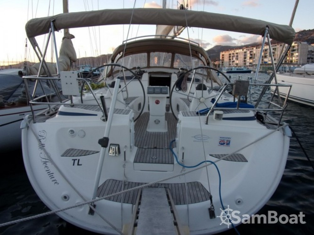 Boat rental Toulon cheap Cruiser 50