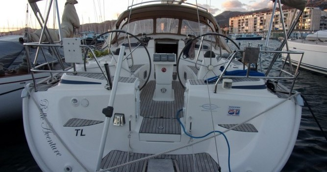 Rent a Bavaria Cruiser 50 Toulon