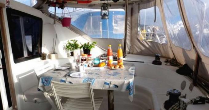 Boat rental Agde cheap Privilege 37