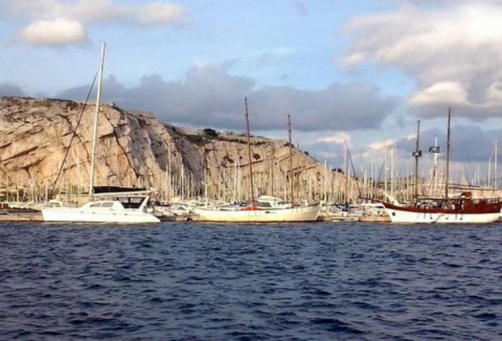 Catamaran for rent Agde at the best price