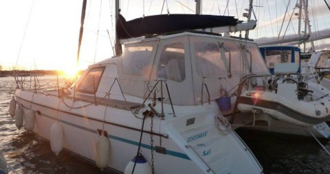 Alliaura-Marine Privilege 37 between personal and professional Agde
