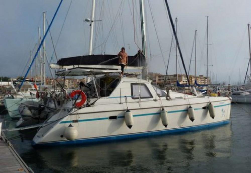Boat rental Alliaura Marine Privilege 37 in Agde on Samboat