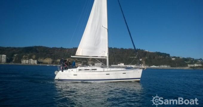 Boat rental Hondarribia cheap Oceanis 373