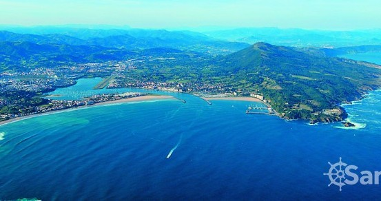 Sailboat for rent Hondarribia at the best price