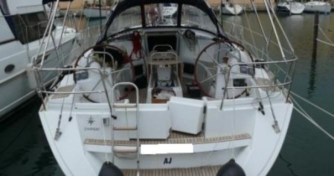 Boat rental Hyères cheap Sun Odyssey 44i Performance