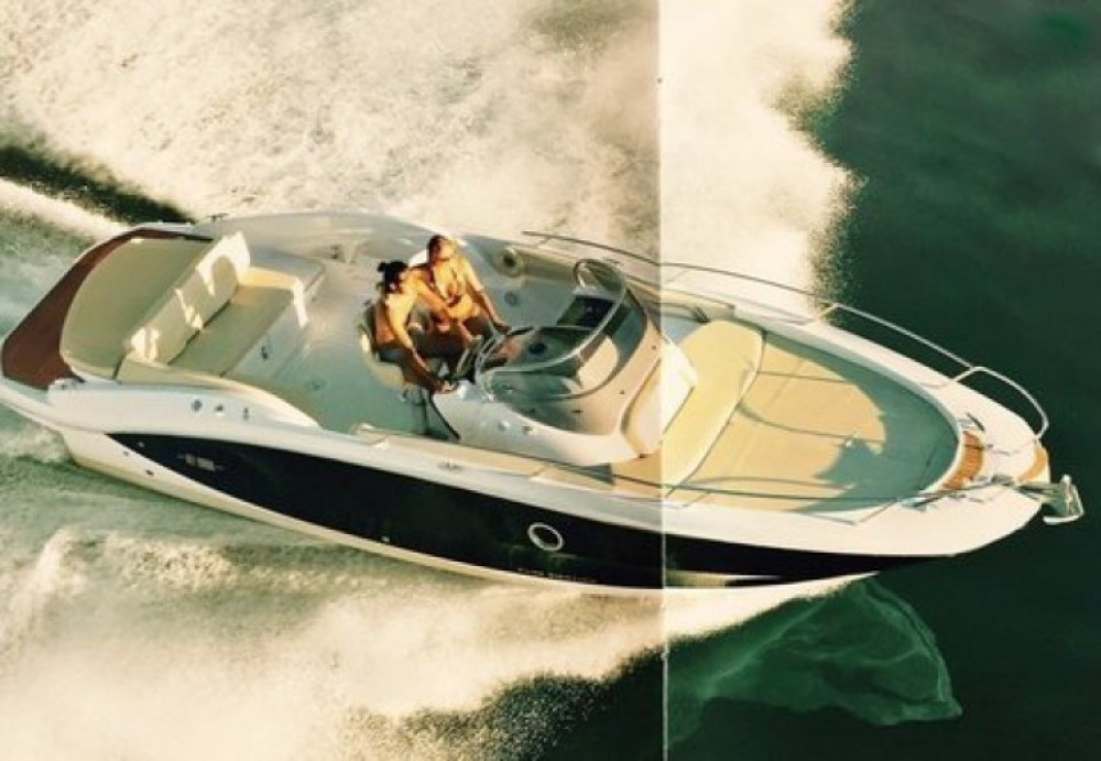 Rental yacht Fréjus - Sessa Marine Key Largo 27 on SamBoat