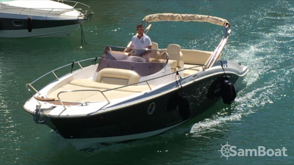 Rental Motor boat in Fréjus - Sessa Marine Key Largo 27