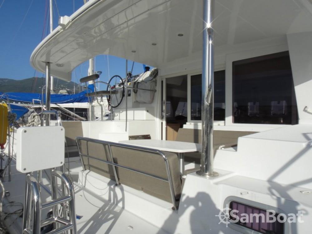 Rental Catamaran in Propriano - Lagoon Lagoon 400 S2