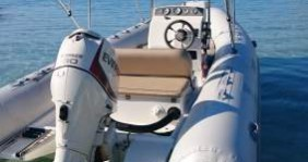 Hire RIB with or without skipper Tiger Saint-Florent