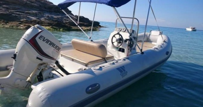 Rental yacht Saint-Florent - Tiger Sportline 520 on SamBoat