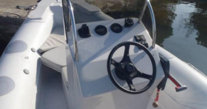 Boat rental 3D Tender Family 580 in Saint-Florent on Samboat