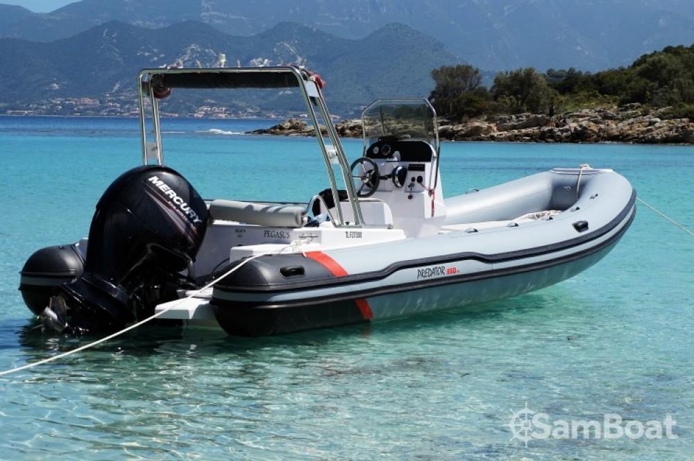 Rental yacht Saint-Florent - MRL Ribs Predator 650 TS on SamBoat
