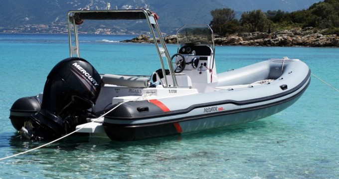 Hire RIB with or without skipper MRL Ribs Saint-Florent