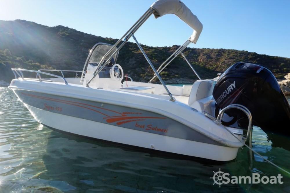 Rental yacht Saint-Florent - Salmeri Syros 190 on SamBoat