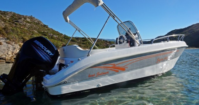 Boat rental Saint-Florent cheap Syros 190
