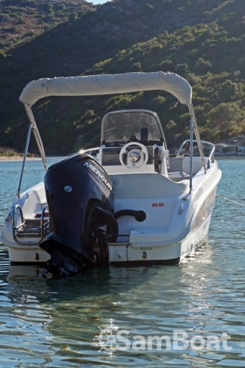 Hire Motor boat with or without skipper Salmeri Saint-Florent