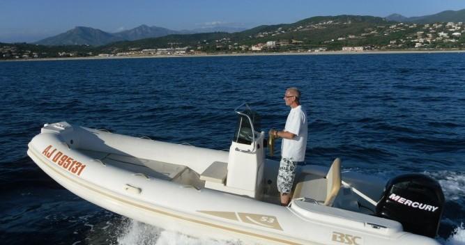 Rental yacht Ajaccio - Bsc BSC 53 on SamBoat