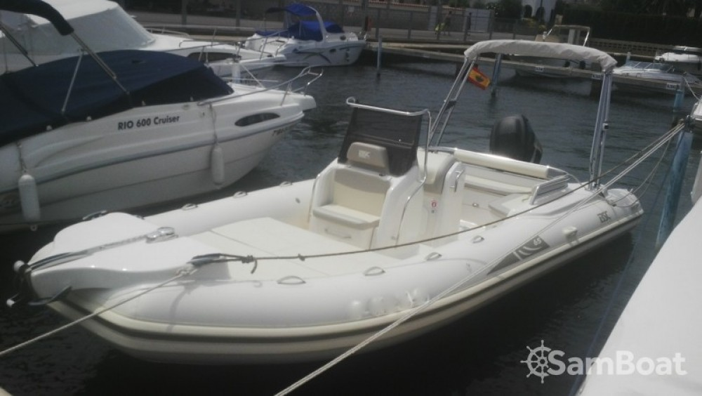 Rental yacht Ajaccio - Bsc BSC 65 on SamBoat