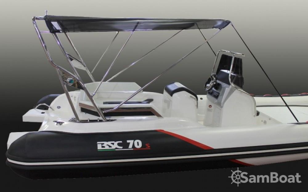 Rental RIB in Ajaccio - Bsc BSC 70 Sport