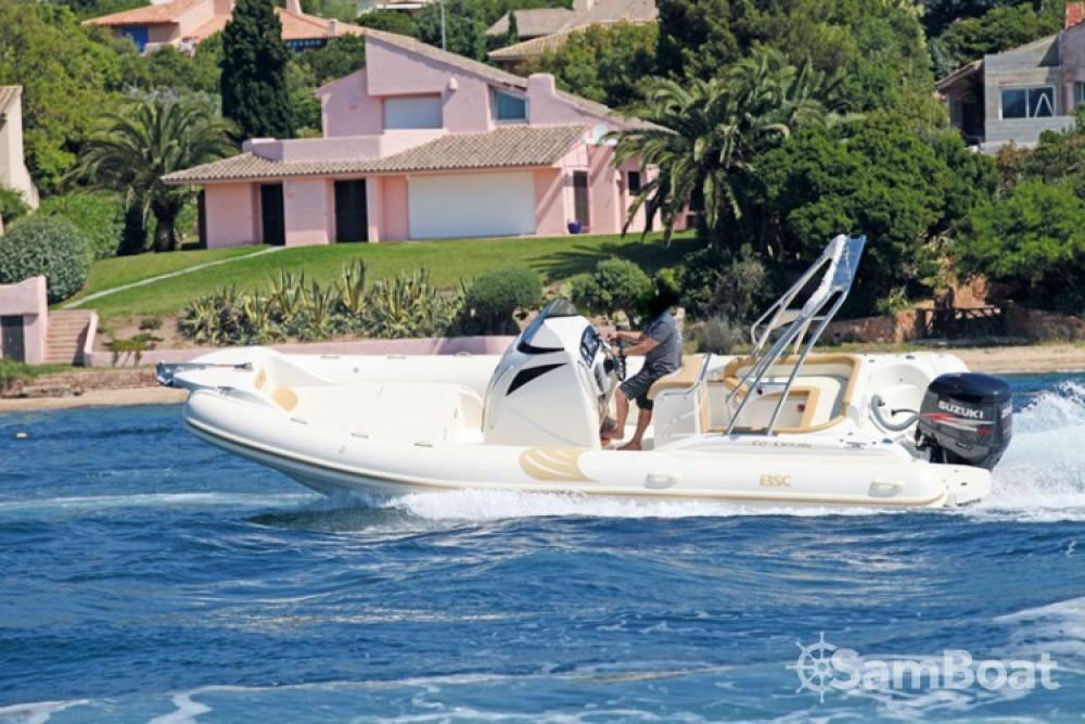 Rental RIB in Ajaccio - Bsc BSC 80 Ocean