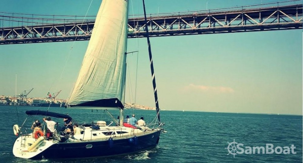Rental Sailboat in Lisbon - Jeanneau Sun Odyssey 40