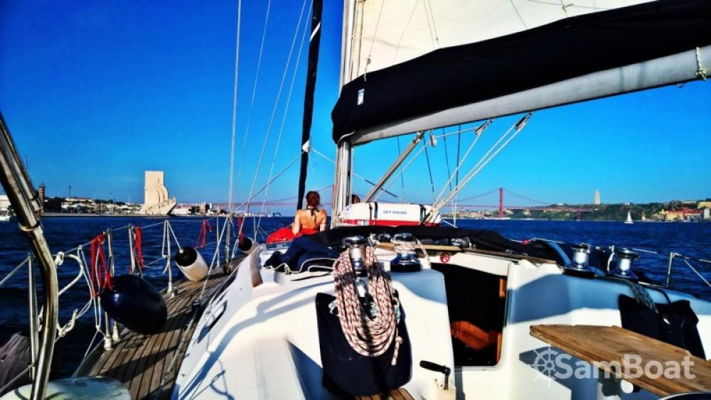 Rent a Jeanneau Sun Odyssey 40 Lisbon