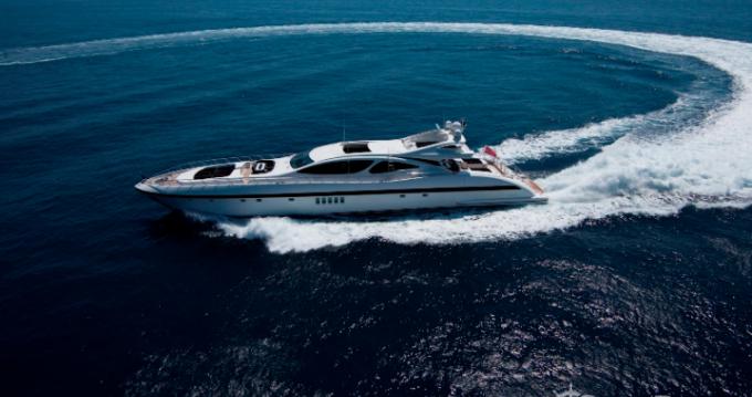 Rental yacht Cannes - Mangusta Mangusta on SamBoat