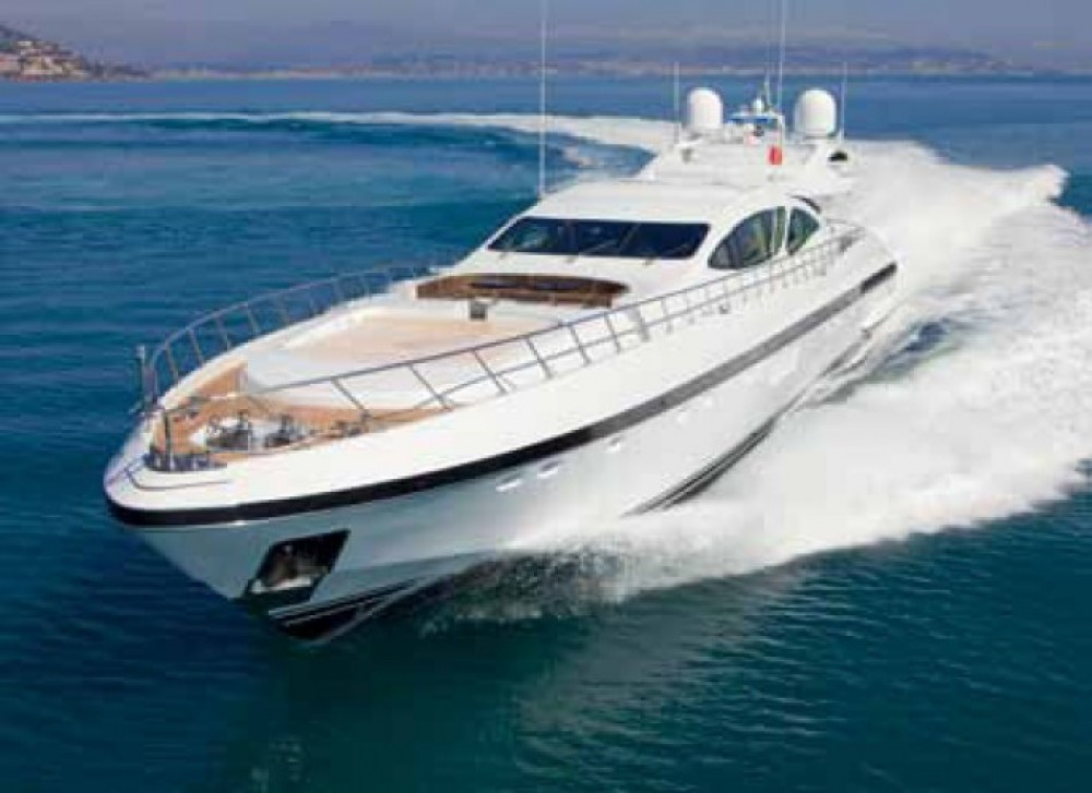 Hire Yacht with or without skipper Mangusta