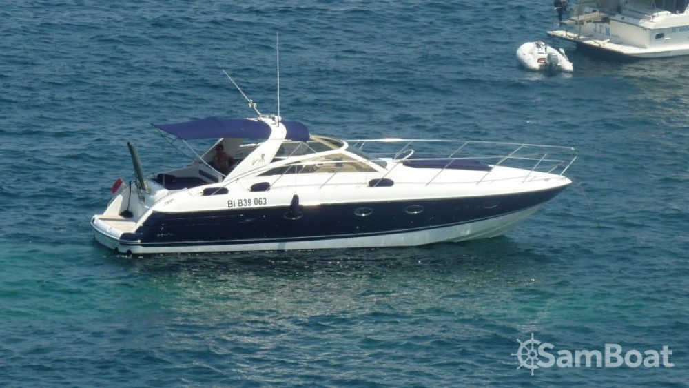 Boat rental  cheap Princess V40