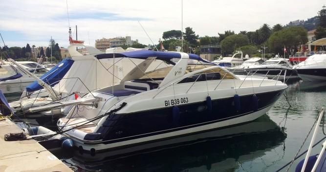 Rental Motorboat in Monaco - Princess Princess V40