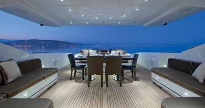 Rental Yacht in Monaco - Mangusta Mangusta