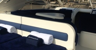 Hire Motorboat with or without skipper Princess Monaco