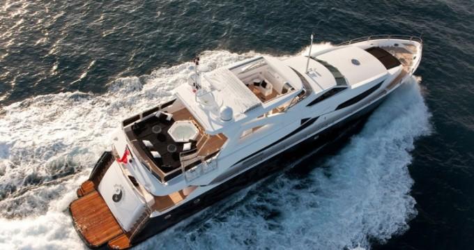 Boat rental Sunseeker Sunseeker in Antibes on Samboat